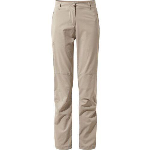 Spodenki damskie, Craghoppers NosiLife Pro II Spodnie Kobiety, mushroom EU 44 (Regular) 2020 Spodnie i jeansy