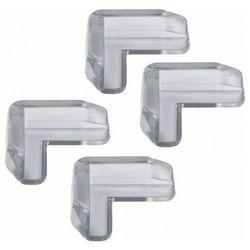 Narożniki zabezpieczające szklane stoły 4szt, REER
