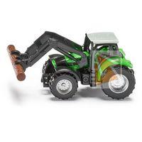 Traktory dla dzieci, Traktor ze szczypcami do drewna