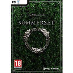 The Elder Scrolls Online: Summerset Upgrade - Mac - Gry online - RPG (MMORPG)
