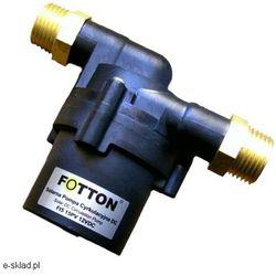 Pompa obiegowa solarna FOTTON FT5 12V 15PV DC, niskonapięciowa
