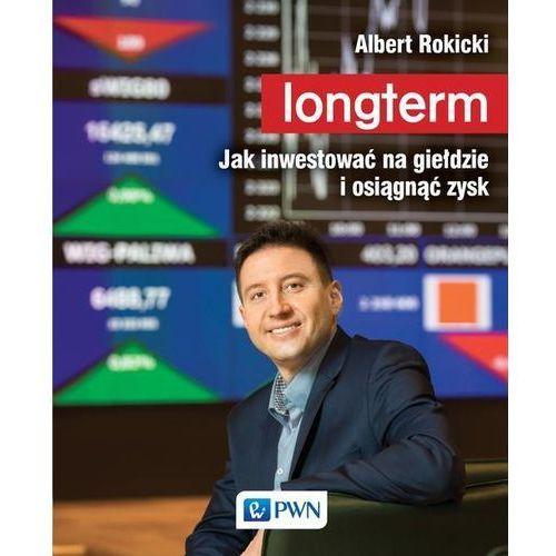 Biblioteka biznesu, Longterm. Jak inwestować na giełdzie i osiągnąć zysk (opr. miękka)