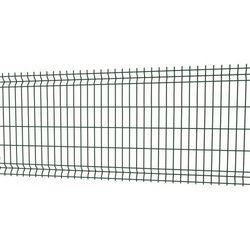 Panel ogrodzeniowy Betafence 3D 103 x 250 cm oczko 7,5 x 20 cm drut 3,2 mm ocynk zielony