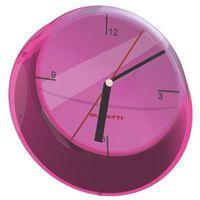 Zegary, Bugatti - Glamour zegar ścienny, fioletowy