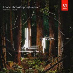 Adobe Photoshop Lightroom 5.4 ENG Win/Mac – wersja dla uczniów i nauczycieli