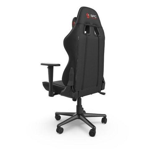 Fotele dla graczy, Fotel dla graczy SPC GEAR SR300F V2 Czarny SPG037