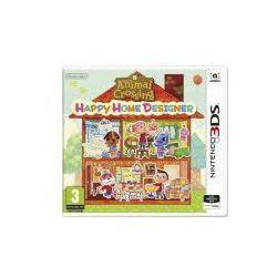 Animal Crossing Happy Home Designer + Karta 3DS