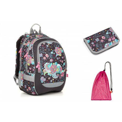 Tornistry i plecaki szkolne, Plecak szkolny Topgal CODA 18006 G