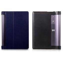 Etui Smart Cover Lenovo Yoga Tab 3 Plus 10.1 Granatowe - Granatowy