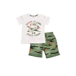 Komplet t-shirt i spodenki moro 1P36A6 Oferta ważna tylko do 2023-06-02