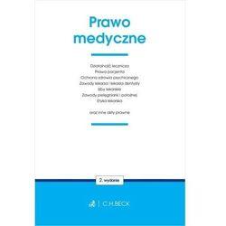 Prawo medyczne oraz inne akty prawne wyd. 2020 - opracowanie zbiorowe (opr. miękka)