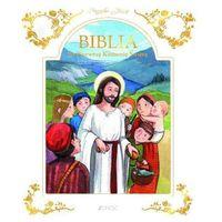 Książki religijne, Przyjąłem Jezusa Biblia na Pierwszą Komunię Świętą (opr. twarda)