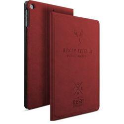 Etui Alabasta Retro Case iPad 9.7 2017 Wine