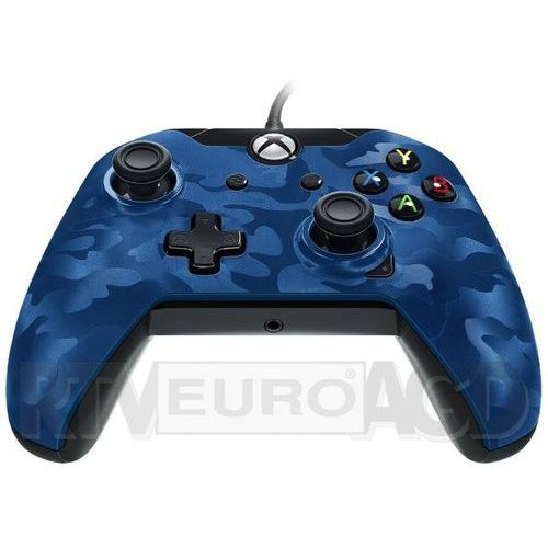 Gamepady, Kontroler PDP Deluxe Camo Blue do Xbox One