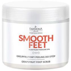 Farmona SMOOTH FEET GRAPEFRUIT FOOT SCRUB Grejpfrutowy peeling do stóp