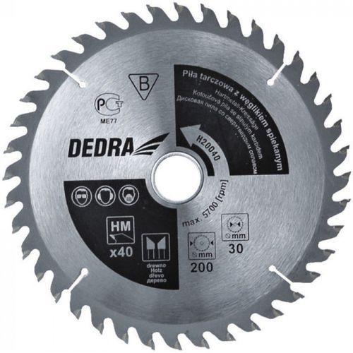 Pozostałe akcesoria do narzędzi, Tarcza DEDRA H17040E 170 x 16 mm