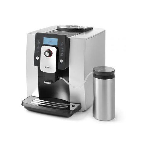 Ekspresy gastronomiczne, Ekspres do kawy automatyczny One Touch srebrny HENDI 208984