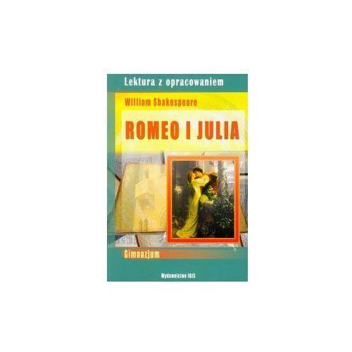 Lektury szkolne, Romeo i Julia Lektura z opracowaniem (opr. miękka)