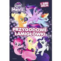 Książki dla dzieci, My Little Pony The Movie Przygodowe łamigłówki (opr. miękka)