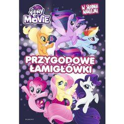 My Little Pony The Movie Przygodowe łamigłówki (opr. miękka)