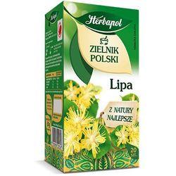 Herbatka ziołowa Zielnik Polski Lipa EX'20 30 g Herbapol