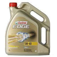 Pozostałe oleje, smary i płyny samochodowe, Castrol EDGE Titanium FST 5W-40 5 Litr Pojemnik
