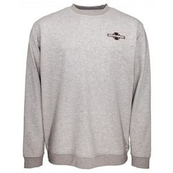 bluza INDEPENDENT - Dual Pinline O.G.B.C Crew Athletic Heather (ATHLETIC HEATHER)