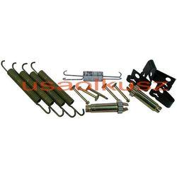 Sprężynki szczęk hamulca postojowego zestaw montażowy Mercury Mountaineer 1997-2001