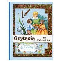 Poezja, Czytania dla Tadzia i Zosi. Darmowy odbiór w niemal 100 księgarniach! (opr. twarda)
