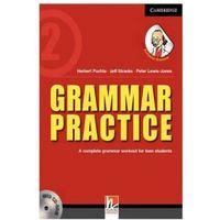 Książki do nauki języka, Grammar Practice Level 2 With CD-ROM A Complete Grammar Workout For Teen Students (opr. miękka)