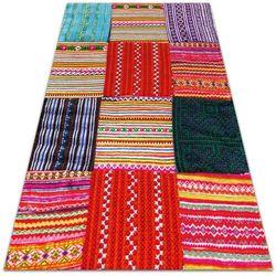 Dywan ogrodowy piękny wzór Dywan ogrodowy piękny wzór Turecki patchwork