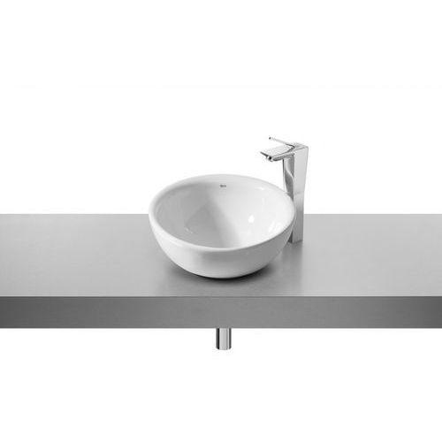 Umywalki, Umywalka nablatowa 42 cm biała Roca Bol A327876000