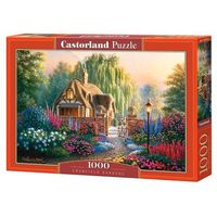 Puzzle, Puzzle 1000 Cranfield Gardens - Castor OD 24,99zł DARMOWA DOSTAWA KIOSK RUCHU