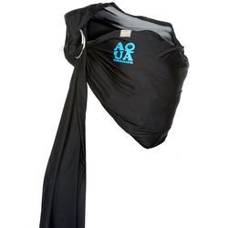 ByKay chusta do noszenia dziecka AQUASLING Black - BEZPŁATNY ODBIÓR: WROCŁAW!