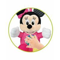Pozostałe zabawki dla najmłodszych, Baby Minnie - Świecący pluszak