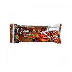 Quest baton proteinowy Cynamonowa Drożdżówka 20g białka 60g