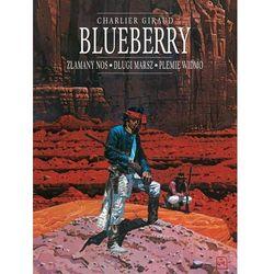 Blueberry #5: Złamany nos. Plemię widmo. Długi marsz (opr. twarda)