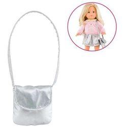 Ubranko dla lalki Ma Corolle 36 cm - Silver Shoulder Bag 887961222647