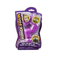 Kreatywne dla dzieci, SPIN MASTER Kinetic Foam - Fioletowy
