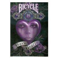 Gry dla dzieci, Bicycle Anne Stokes Dark Hearts Talia kart