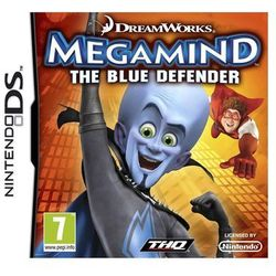 Megamind: The Blue Defender - Nintendo DS - Akcja