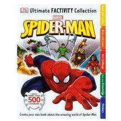 Spider-Man Ultimate Factivity Collection - Wysyłka od 5,99 - kupuj w sprawdzonych księgarniach !!! (opr. miękka)