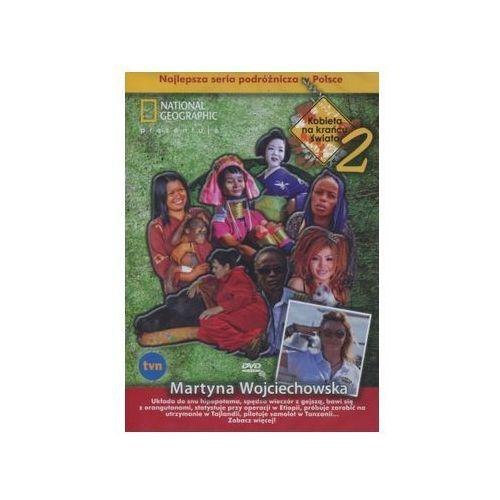 Filmy dokumentalne, Martyna Wojciechowska: Kobieta na krańcu świata cz. 2 - DVD