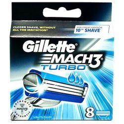 Gillette Mach3 Turbo 8szt