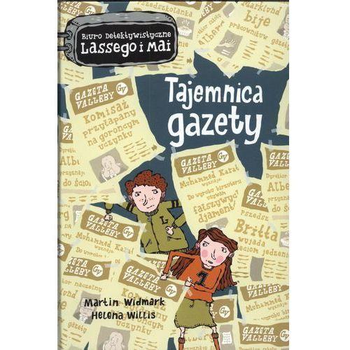 Książki dla dzieci, Tajemnica gazety (opr. twarda)