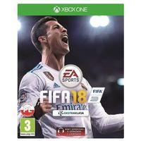 Gry na Xbox One, Gra XBOXONE FIFA 18 Edycja Ronaldo