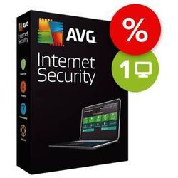 AVG Internet Security – 1-rok / 1 PC (ISH12NSTD00001EN) elektroniczny certyfikat