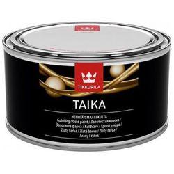 TIKKURILA TAIKA PEARL PAINT- farba pełowa złota 0.225 l