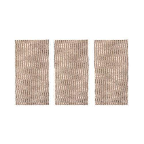 Papiery ścierne, Papier ścierny SIATKA RZEP P180 185 x 93 mm 3 szt. DEXTER