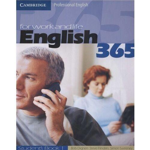 Książki do nauki języka, English 365 1 Książka Ucznia (opr. miękka)